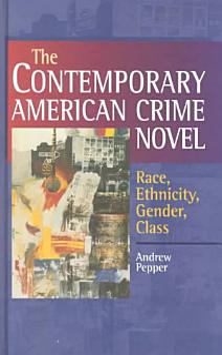 The Contemporary American Crime Novel Book