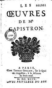 Les oeuvres de M.Campistron