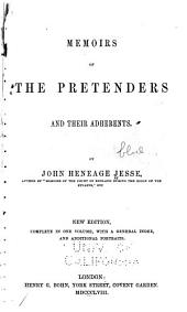 Memoirs of the Pretenders and Their Adherents