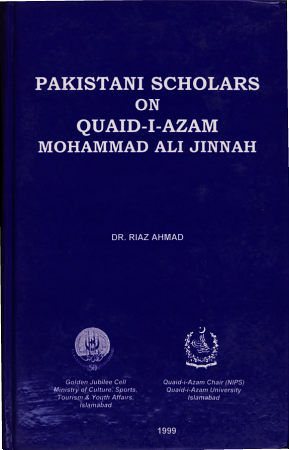 Pakistani Scholars on Quaid i Azam Mohammad Ali Jinnah PDF