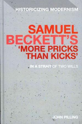 Samuel Beckett s  More Pricks Than Kicks  PDF