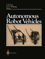 Autonomous Robot Vehicles PDF