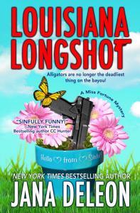 Louisiana Longshot Book