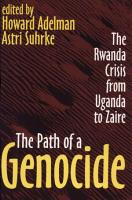 The Path of a Genocide PDF