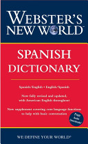 Webster s New World Spanish Dictionary