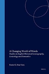 A Changing World of Words PDF