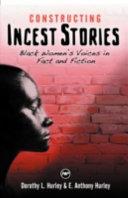 Constructing Incest Stories PDF