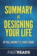 Summary of Designing Your Life PDF