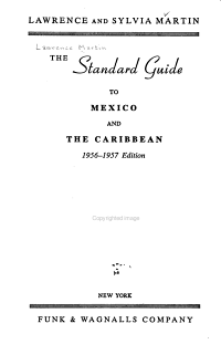 The Standard Guide to Mexico and the Caribbean