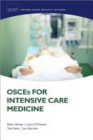 OSCEs for Intensive Care Medicine PDF