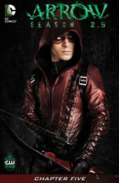 Arrow: Season 2.5 (2014-) #5