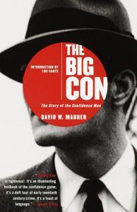 The Big Con Book