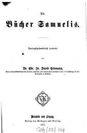 Die Bücher Samuelis