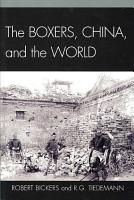 The Boxers  China  and the World PDF