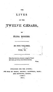 The Lives of the Twelve Caesars: Volume 2
