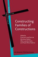 Constructing Families of Constructions PDF