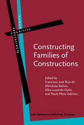 Constructing Families of Constructions: Analytical perspectives and theoretical challenges