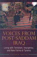 Voices from Post Saddam Iraq PDF