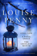 Louise Penny Boxed Set  1 3