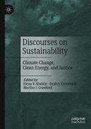 Discourses on Sustainability