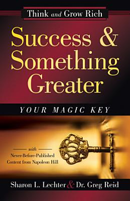 Success and Something Greater PDF