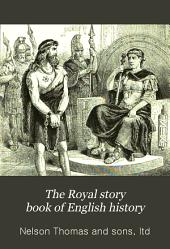 The Royal story book of English history