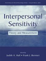 Interpersonal Sensitivity PDF