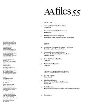 AA Files PDF