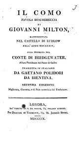 Il Como. Favola boschereccia ... tradotta in Italiano da G. Polidori ... Seconda edizione ... di note corredata dal traduttore