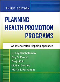 Planning Health Promotion Programs Book