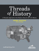 Threads of History   Third Edition for Teachers