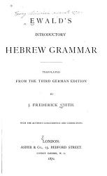 Introductory Hebrew Grammar PDF