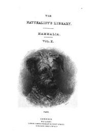 The Natural History of Dogs: Canidae Or Genus Canis of Authors ; Including Also the Genera Hyaena and Proteles, Volume 2