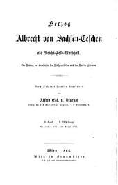 Zur Geschichte des Baseler Friedens: nach Original-Quellen bearb. November 1794 bis April 1795, Band 1