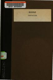 Temptation, Or, The Irish Emigrant: A Comic Drama in Two Acts