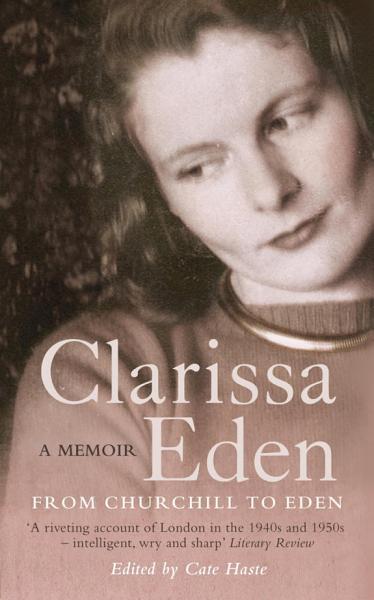 Clarissa Eden