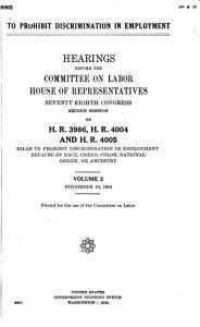 Hearings  Nov  16  1944 PDF