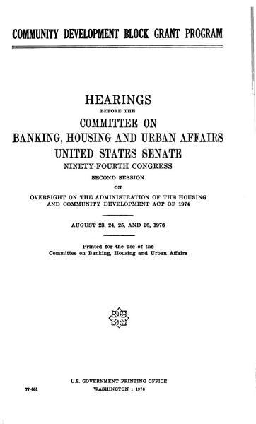 Competition in Banking Act of 1976