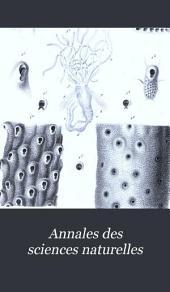 Annales des sciences naturelles: Zoologie, Volume6