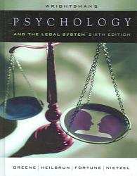 Wrightsman S Psychology And The Legal System Book PDF