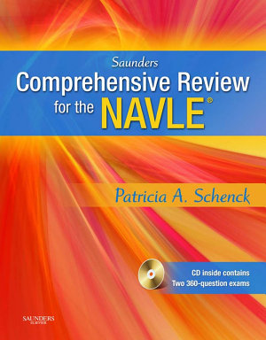Saunders Comprehensive Review of the NAVLE   E Book