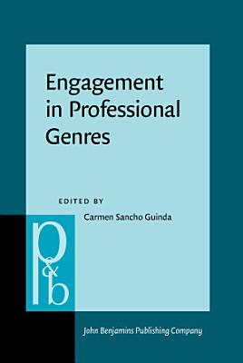 Engagement in Professional Genres PDF
