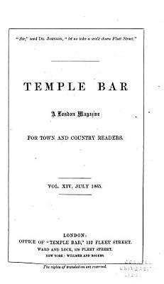 Temple Bar PDF