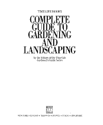 Complete Guide to Gardening and Landscaping