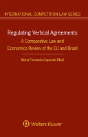 Regulating Vertical Agreements