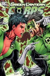 Green Lantern Corps (2006-) #62
