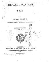 The Cameronians: A Novel, Volume 3