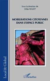 Mobilisations citoyennes dans l'espace public