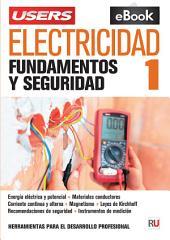 Electricidad - Fundamentos y seguridad: Herramientas para el desarrollo profesional