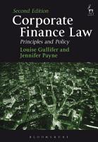 Corporate Finance Law PDF